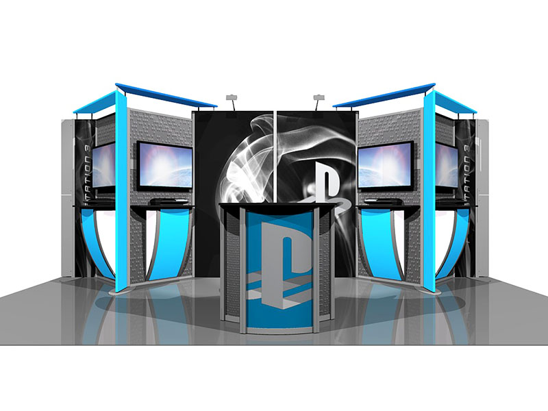 Trade Show Booths By Liberty Signs Simpsonville