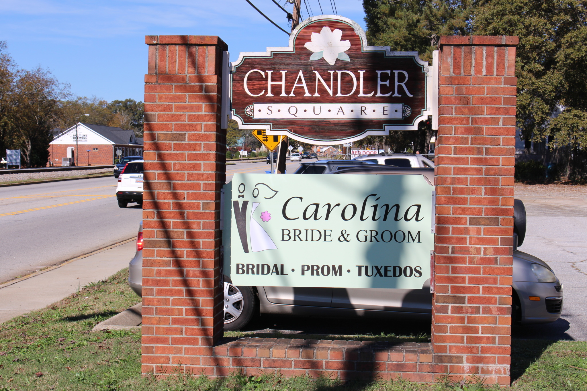 Outdoor Signs Greenville Sc