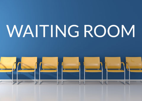 Waiting Room Signs by Liberty Signs - Simpsonville, Fountain Inn ...