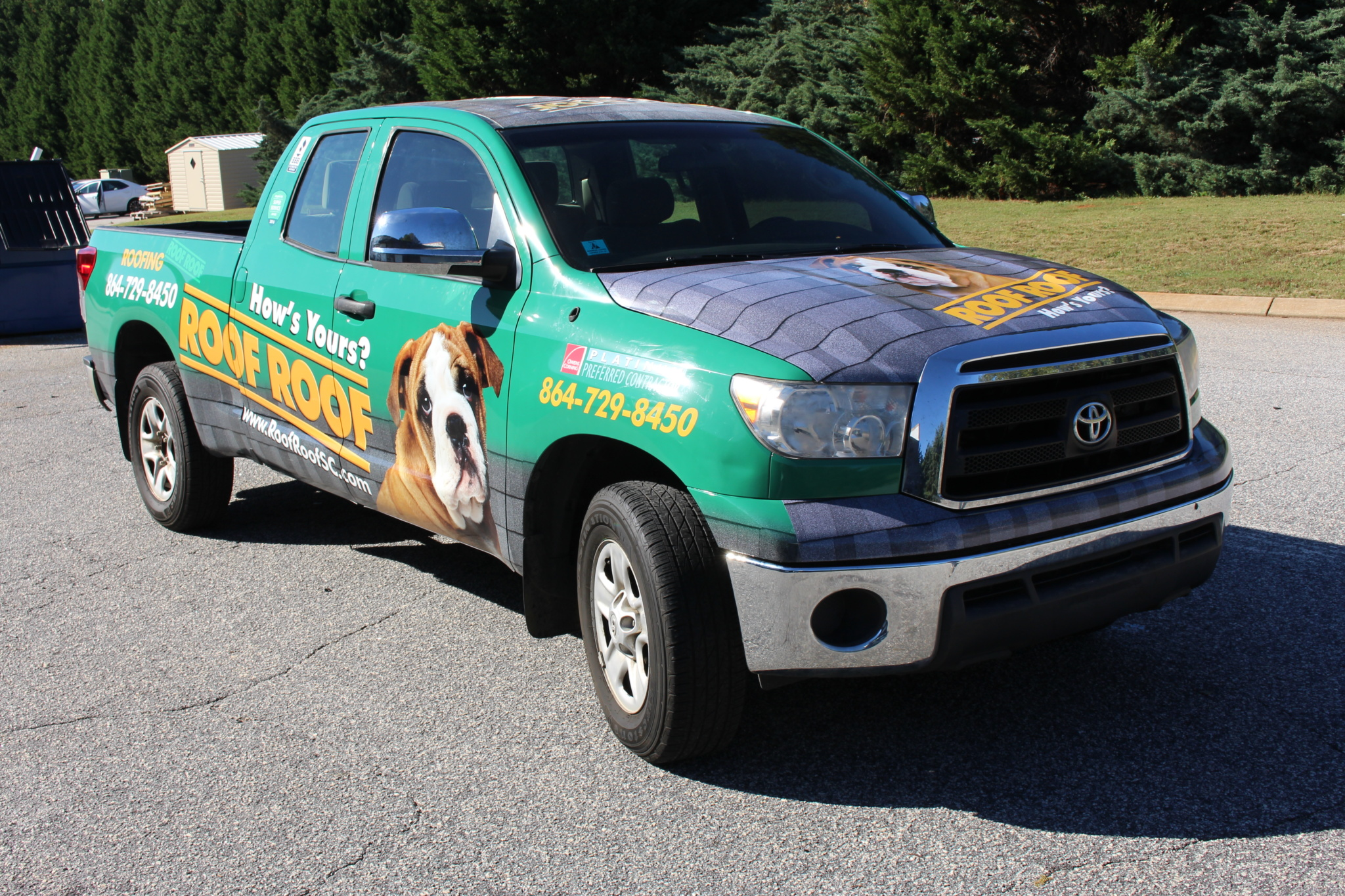 Auto wraps make the most of your vehicle with premium wrap products