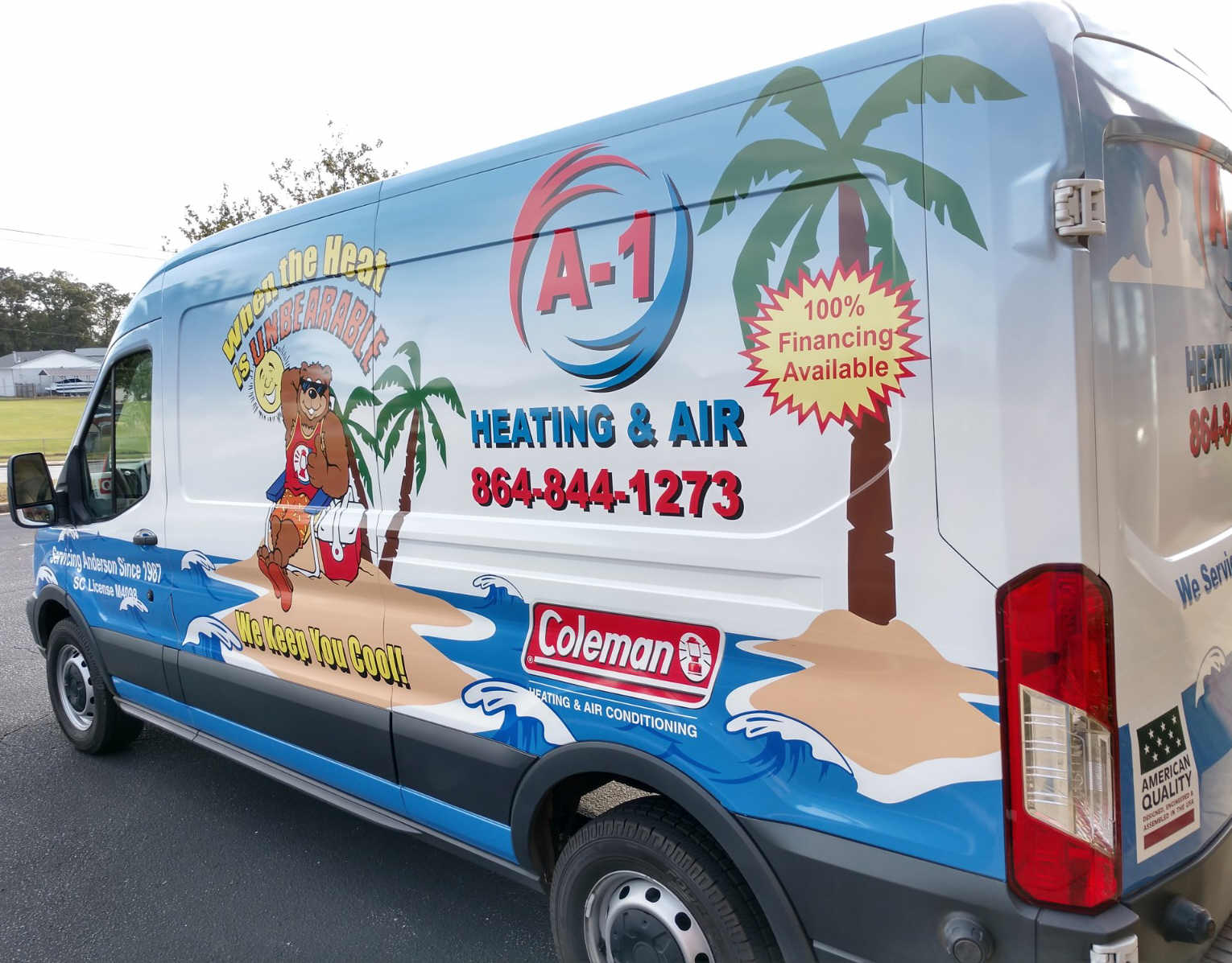 Car Wraps By Liberty Signs Simpsonville Fountain Inn