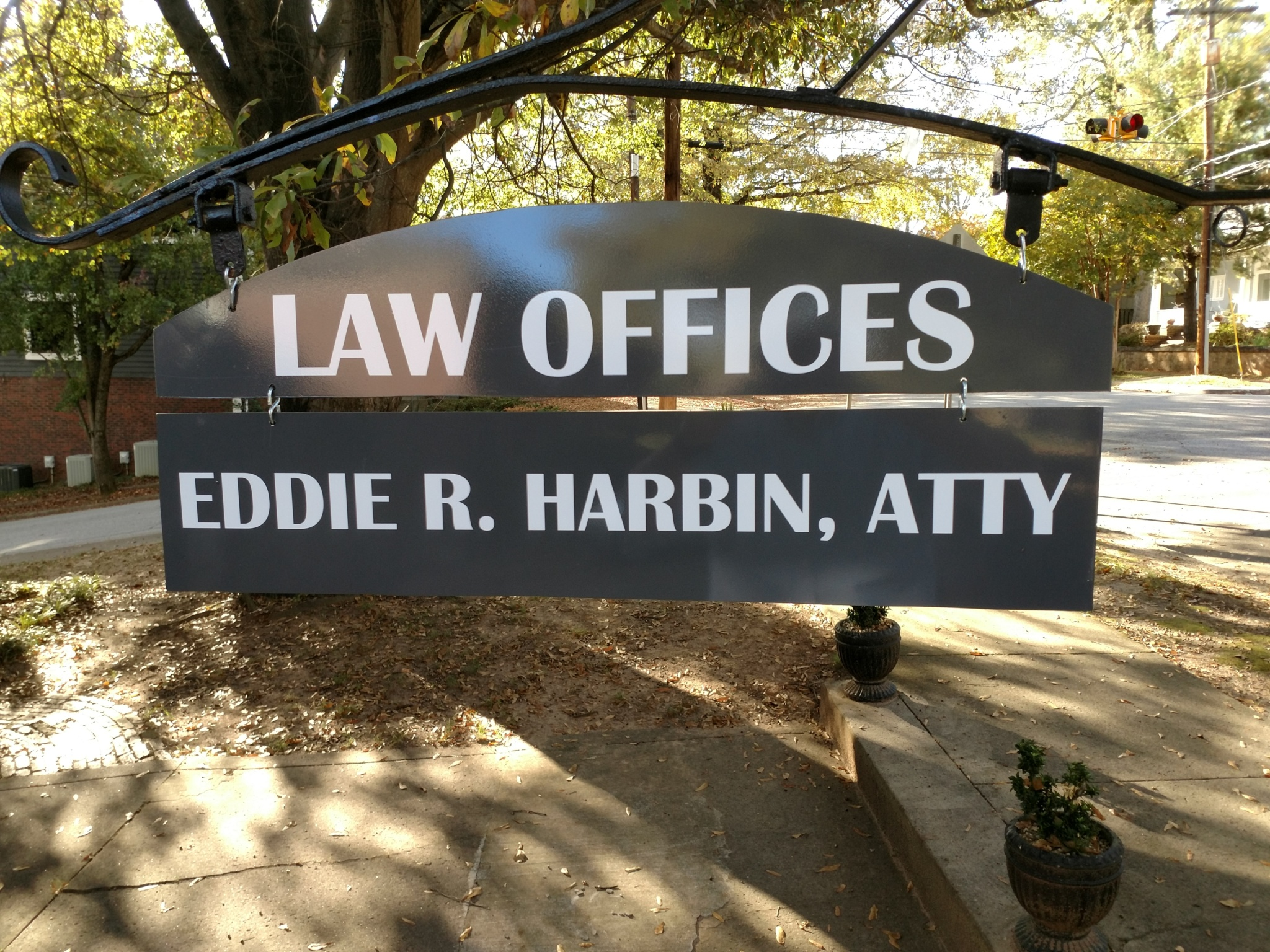 Law Office Signs By Liberty Signs Simpsonville Fountain