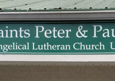 Building Signs By Liberty Signs Simpsonville Fountain